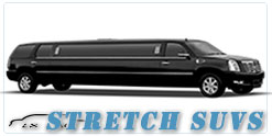 Wedding limousine in Fort Worth, TX