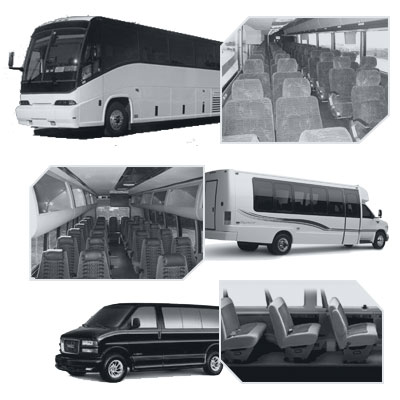 Fort Worth Coach Bus rental