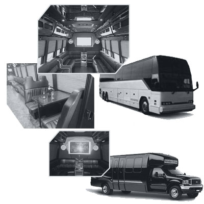 Party Bus rental and Limobus rental in Fort Worth, TX