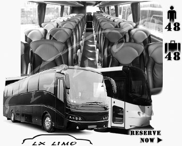 Fort Worth coach Bus for rental | Fort Worth coachbus for hire
