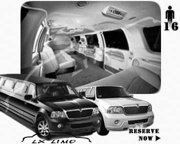 Navigator SUV Fort Worth Limousines services