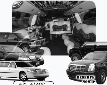Fort Worth Stretch Limos for rental