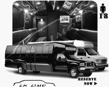 Fort Worth Party Bus party Bus | 18 passenger PartyBus in Fort Worth