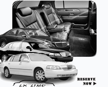 Fort Worth Sedan hire for wedding